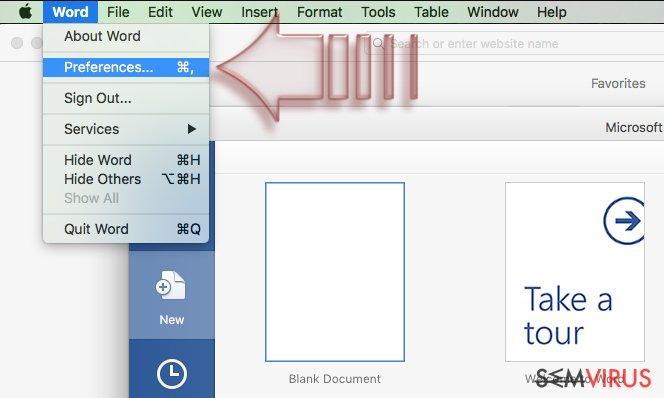 obrázek pro Jak zakázat makra v systémech Windows a Mac OS X?
