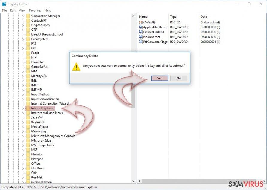 obrázek pro Jak obnovit aplikaci Internet Explorer?