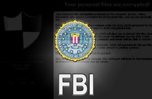 FBI nabádá oběti ransomwaru výkupné neplatit