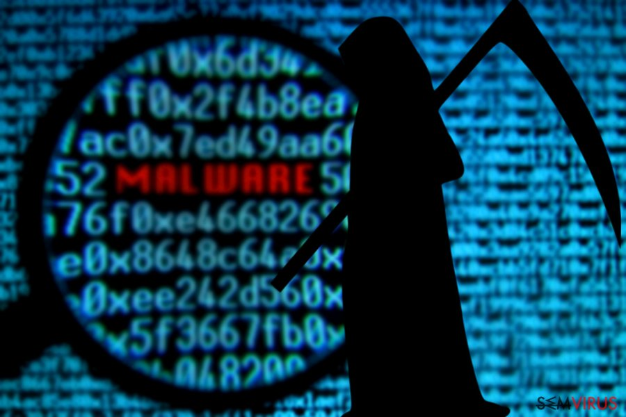Computer virus might lead to severe outcomes, including death