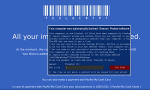 Ransomware: webové stránky a banky mezi posledními cíli