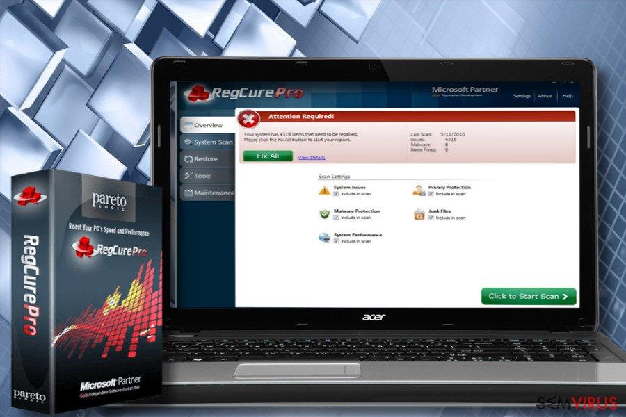 obrázek pro RegCure Pro