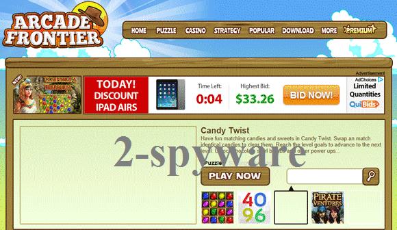 obrázek pro Arcade Frontier