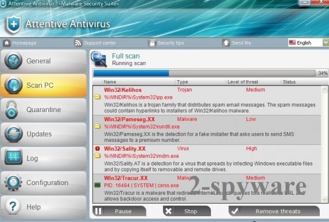 obrázek pro Attentive Antivirus