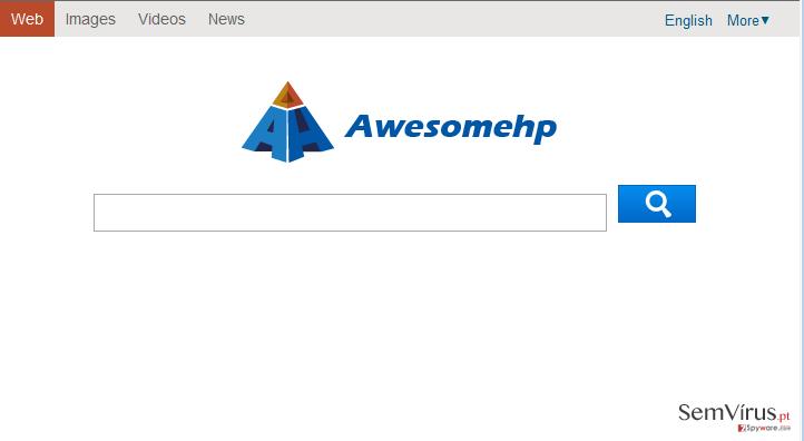 obrázek pro Awesome HP virus