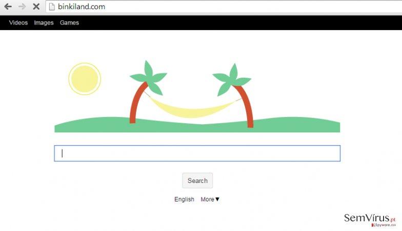 obrázek pro virus Binkiland.com