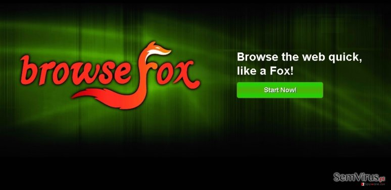 obrázek pro BrowseFox
