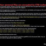obrázek pro virus CTB Locker