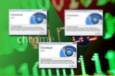 Obrázek zobrazující Chromium