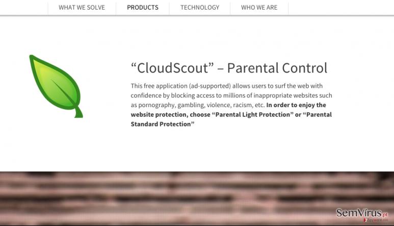 obrázek pro reklamy CloudScout