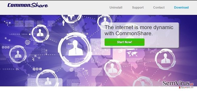 obrázek pro CommonShare ads and CommonShare deals