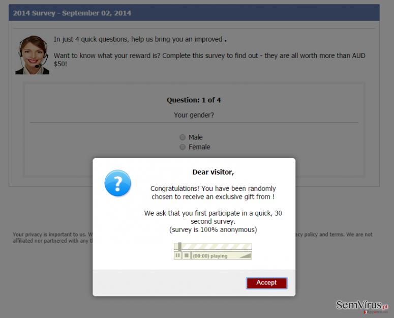 obrázek pro Consumer-responses.com pop-up virus