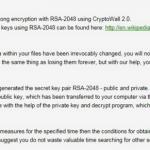 obrázek pro virus CryptoWall 2.0