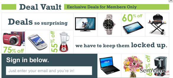 obrázek pro Virus Deal Vault