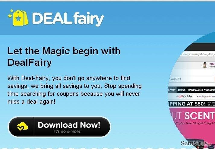 obrázek pro Deal Fairy