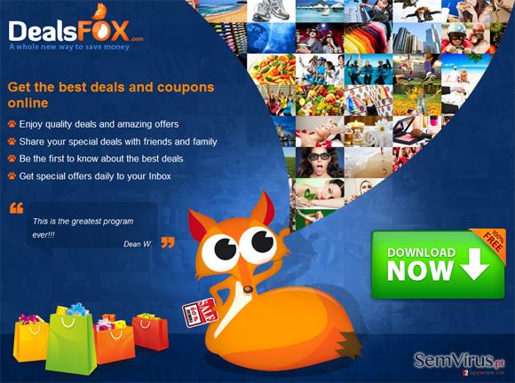 obrázek pro DealsFox