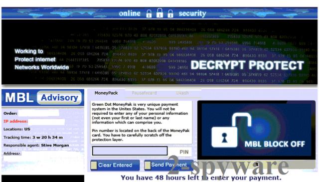 obrázek pro virus Decrypt Protect