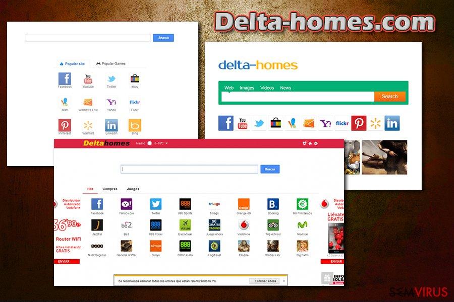 obrázek pro Delta-homes.com
