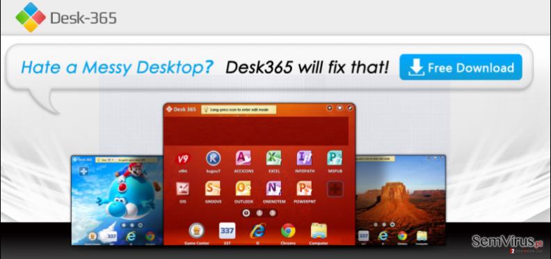 obrázek pro Virus Desk 365