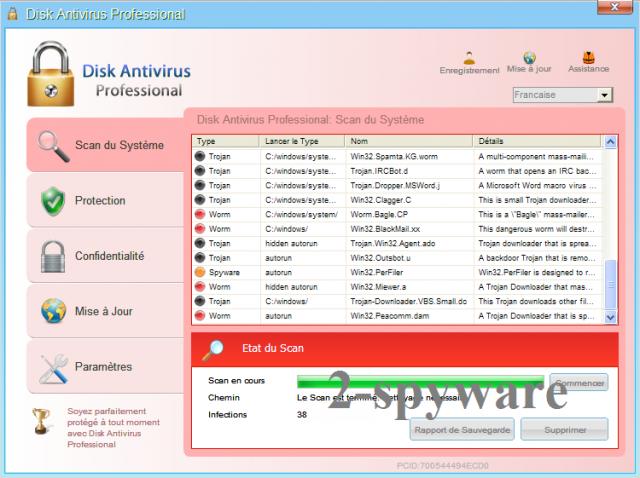 obrázek pro Disk Antivirus Professional