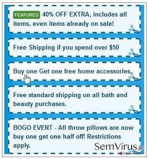 obrázek pro Reklamy SaveNShop