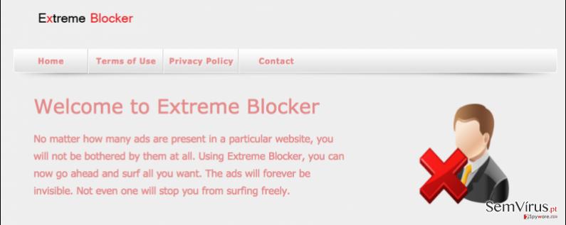 obrázek pro virus Extreme Blocker