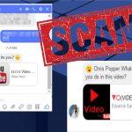 obrázek pro Facebook Message virus