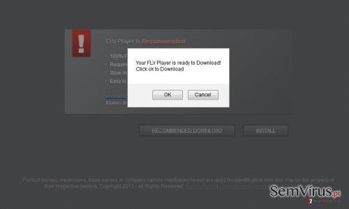 obrázek pro Notice! Please update your FLV Player