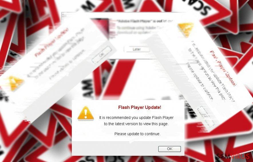 Flash Player Update!