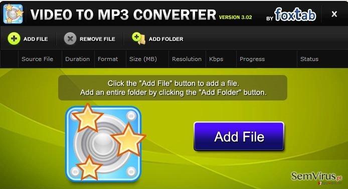obrázek pro FoxTab Video Converter