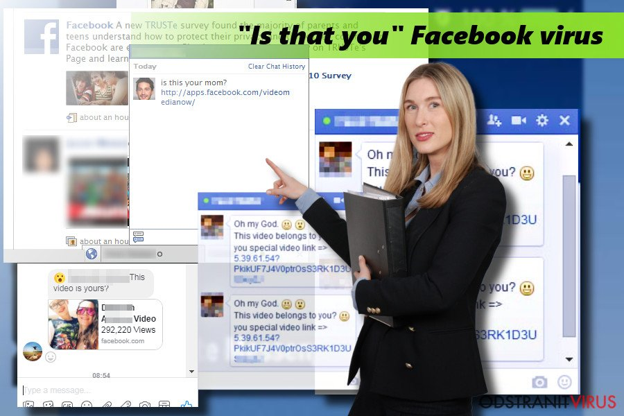 """Facebookový virus """"Jsi to ty?"""""""