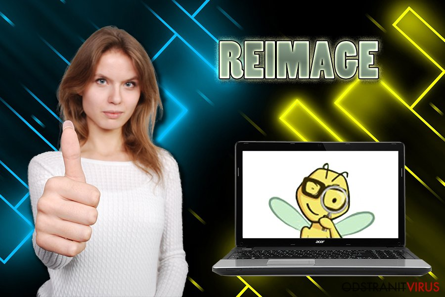 obrázek pro Virus Reimage
